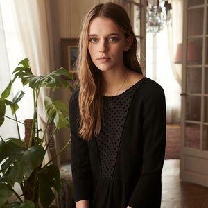 Sezane Judith blouse